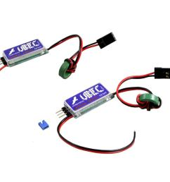 get quotations 2 pieces hobbywing 5v 6v 3a switch mode ubec for rc [ 1000 x 1000 Pixel ]