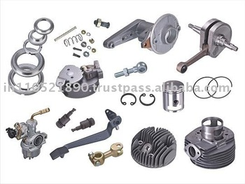 Spare Parts For Re 2 Stroke,Like Cylinder Block With