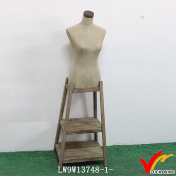 mannequin chair stand kids table and chairs wooden vintage half body posing female buy