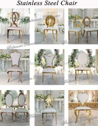 Luxury Modern Metal Event Wedding Banquet Chairs Sale ...