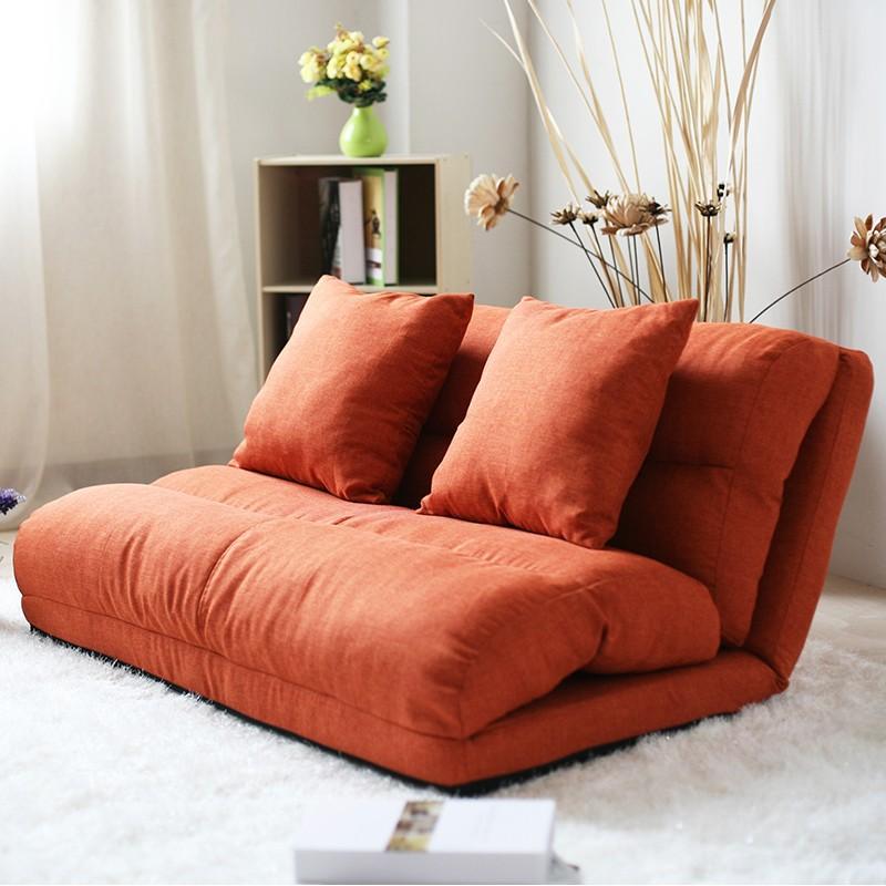 Koreanischen stil gefaltet schwamm boden sofa mit 5
