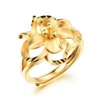Dubai Gold Jewelry Set Latest Simple Gold Finger Ring ...