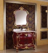 Vintage Bathroom Cabinet,Luxury Bathroom Vanity Furniture ...