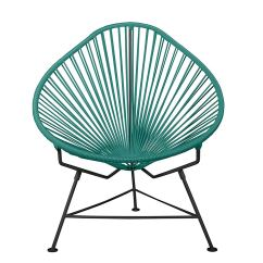 Innit Acapulco Chair Gray And White Accent Chairs Cheap Find Deals On Line Get Quotations Designs Turquoise Weave Black Frame