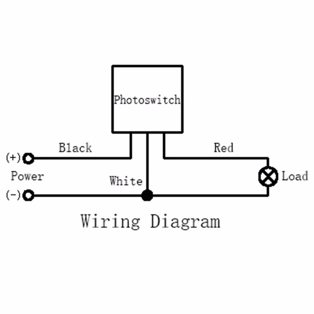 hight resolution of as 10 10a auto on off fotoc u00e9lula poste photoswitch sensor intermatic photocell wiring diagrams 208 photocell switch wiring diagram
