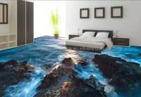Bathroom Tile 3d Ceramic Floor Tile,3d Tile,3d Flooring ...