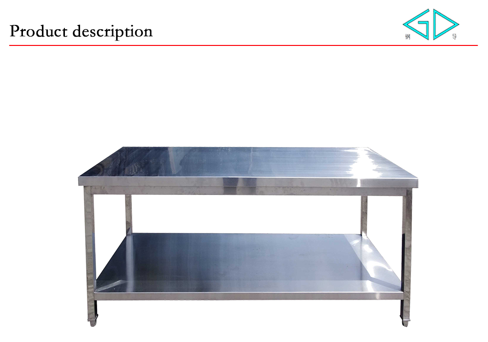 workshop work table welded steel workbench customize kitchen workbench buy worktable esd workbench stainless steel worktable product on alibaba com