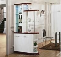 Home Decorative Room Divider Designs S970# Wooden Living ...