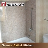 Granite Laminate Shower Wall Panels