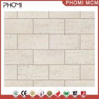 Flexible Clay Guangzhou Tiles Imitation Travertine Tile