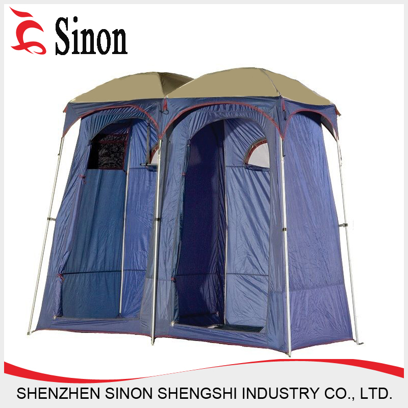 Pop Up Ensuite Shower Tent Outdoor Camping Toilet Portable