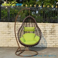 Bird Nest Swing Chairs Wicker Hanging Swing Chair