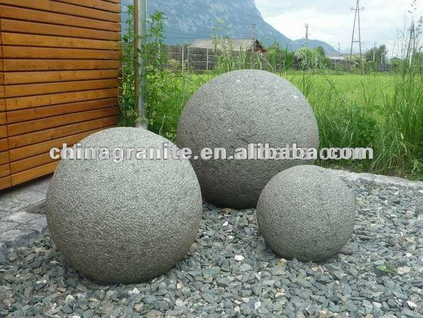 boule de pierre naturelle boule de granit pour le jardin buy boule de pierre boule de pierre boule product on alibaba com