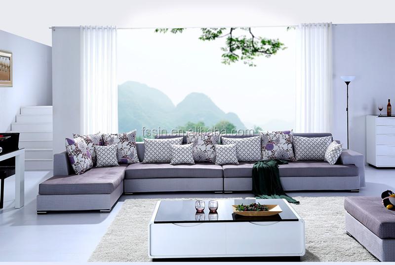 leather sofa set in dubai concept modern salon furniture s8519 - buy ...
