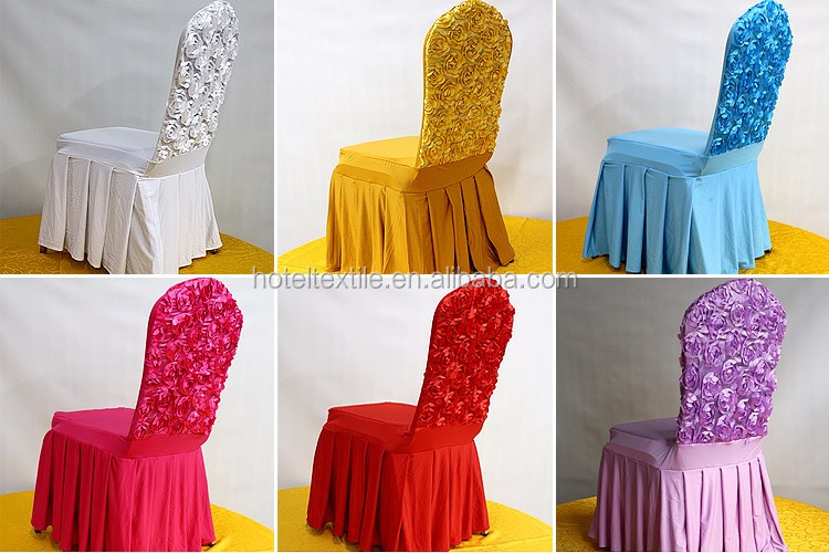 used lycra chair covers for sale tantra plans new products 2016 polyester gold rosette banquet cover hotel wedding - buy ...