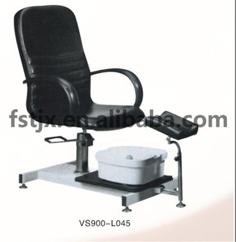 used no plumbing pedicure chair ergonomic professional beauty footbath spa for sale vs9000 l045