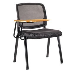 Office Chair Online Folding Nairobi S15b Cheap Study With Writing Pad Price Training Room Chairs