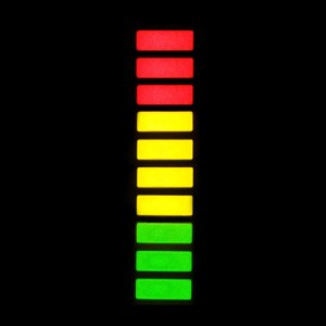 Triple 3 Color Led Light Bar Array 10 Segment Bar Graph Led Display  Buy 10 Segment Bar Graph