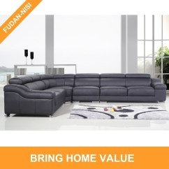 Best Sofa Set Designs For Living Room Inspiration With Dark Wood Floors Selling New Design Top Grain Leather 7 Seater L Corner