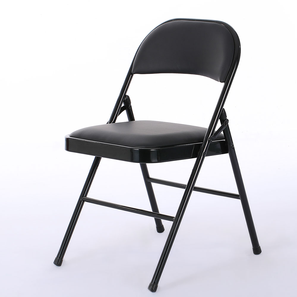 Lifetime Chair Garden Event Foldable Plastic Chair Portable Lifetime Cheap Outdoor Patio Furniture Black Plastic Folding Chairs