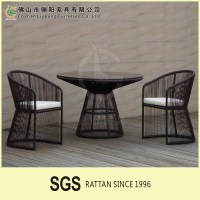 Waterproof Cheap Outdoor Rattan Brown Garden Plastic