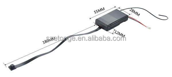 Knopfgröße kamera 720p-hd- h. 264 stiftloch kamera