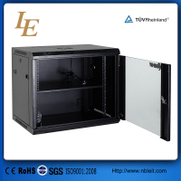9u Wall Mount Network Server It Cabinet Racks - Buy Server ...