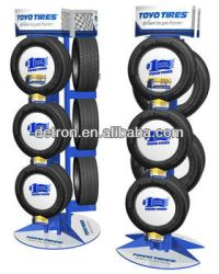 Tire Display Rack For Tires Storage Tire Stand M279 - Buy ...