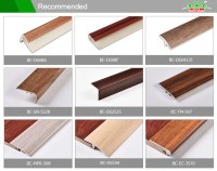Factory Wholesale Luxury Pvc Chair Rail Plastic Skirting ...