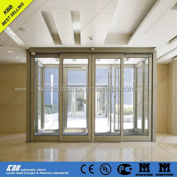 Automatic Sliding Door With Low Price With Controller