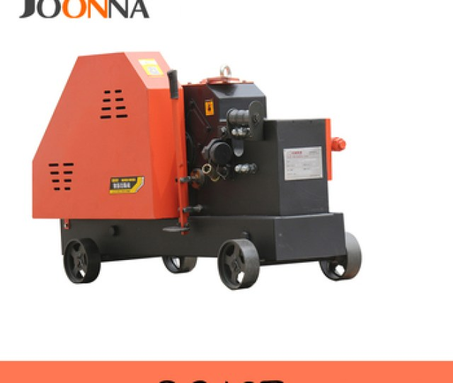 Jn Gq45 Construction Machinery Hydraulic Steel Rebar Cutting Machine
