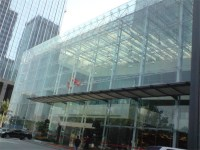 Excellent Safe Steel Structural Reflection Glass Curtain ...