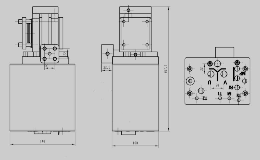 Medium Frequency Mf-130t55hg01 Inverter Resistance Welding