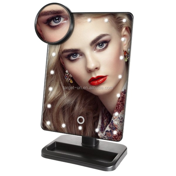 LED Lighted Vanity Makeup Mirror