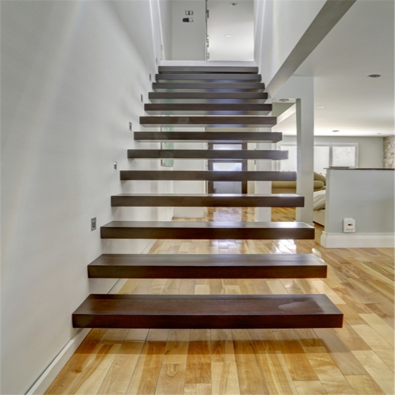 Custom Made Wood Steps Stainless Steel Spiral Staircase Design | Stairs Made Of Wood | Pine | Staircase | Wood Plank | Hanging | Custom Made