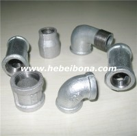 Best Selling Galvanized Malleable Iron Pipe Fittings