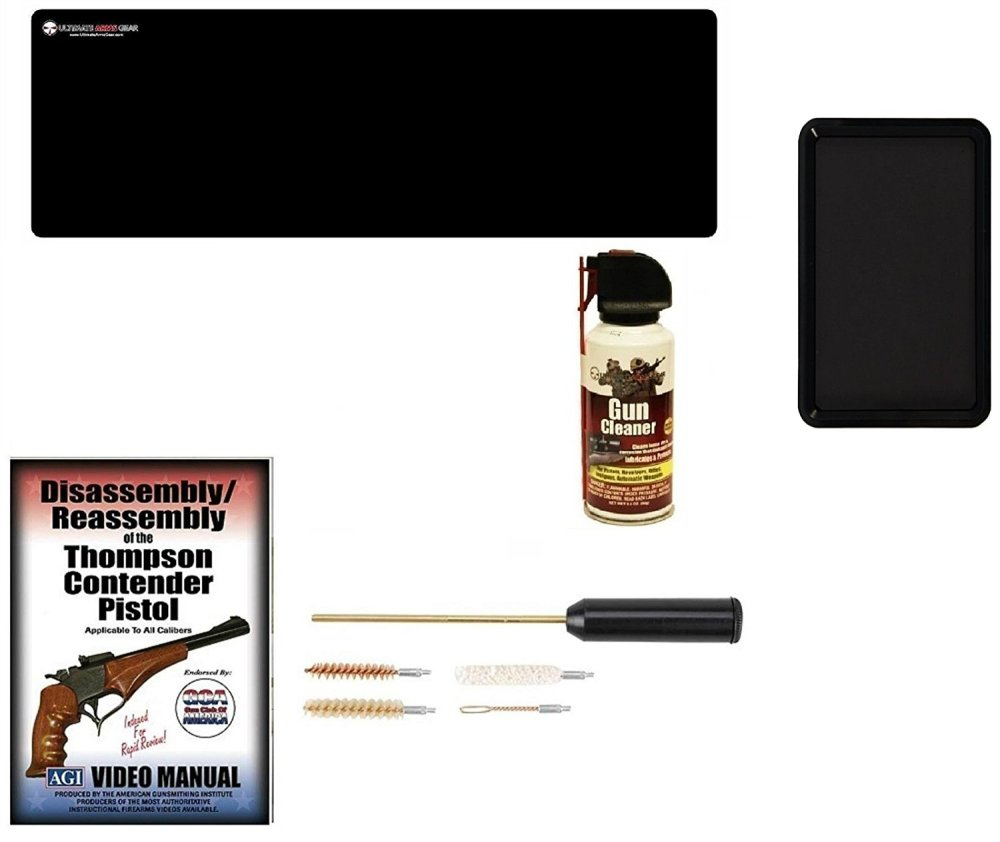 medium resolution of get quotations agi dvd thompson contender pistols disassembly and reassembly ultimate arms gear gunsmith cleaning work tool