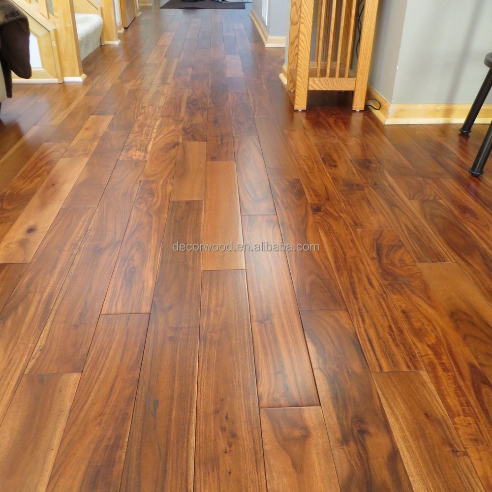 Natural Floors By Usfloors Exotic Prefinished Acacia