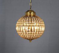 Modern French Modern Crystal Ball Chandelier - Buy Crystal ...