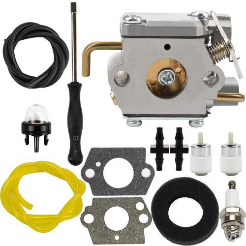 small resolution of get quotations dalom 791 182875 carburetor w air filter fuel line for bolens bl150 bl100 bl250 trimmer