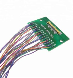 odm oem lvds wire harness telephone cable for print diagrams [ 1000 x 1000 Pixel ]