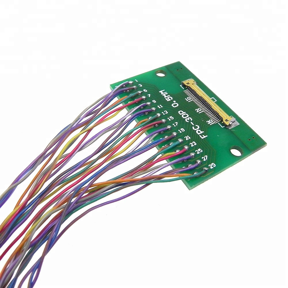 medium resolution of odm oem lvds wire harness telephone cable for print diagrams