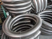 Big Size Flexible Metal Hose For Exhaust Pipe - Buy ...