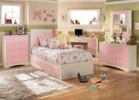 Pink Bedroom Furniture For Kids