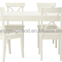 Custom Restaurant Tables And Chairs Natural Wood Folding Chair Pine Wooden Furniture Set Table The Canton Fair
