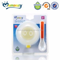 New Design BPA Free PP Baby Chinese Soup Bowl and Spoon