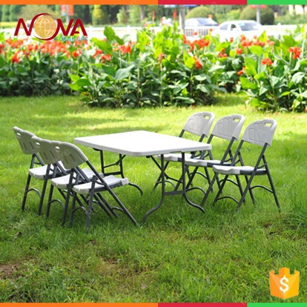 High Quality Cheap Used Custom Tall Folding Picnic Tables - Table