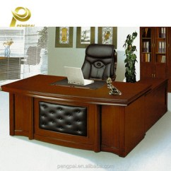 Office Chair Penang Folding Table With Storage Inside Luxury Wooden Furniture Set Mdf Executive Desk In Buy Product On Alibaba Com