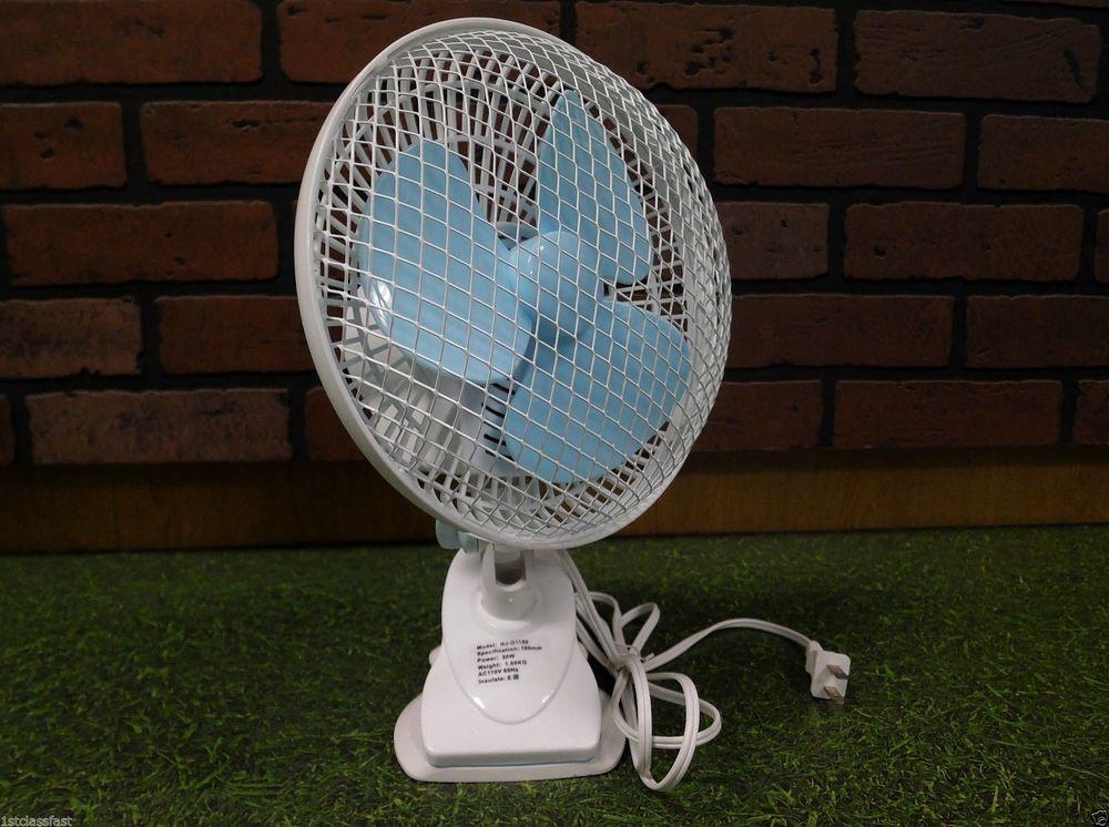 New Yaxin 6 Fan Convertible Desk  Clip On Fan Personal