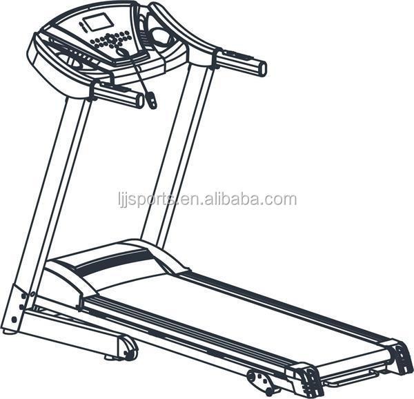 Motorized Treadmill,Fashion Type Treadmill,Electric